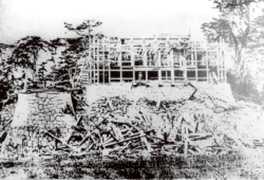 その後の小田原城