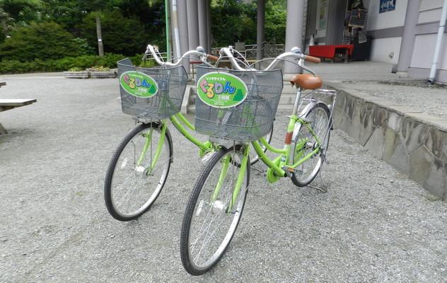 レンタサイクル「ぐるりん小田原」